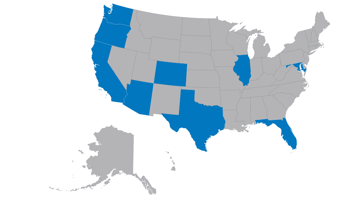 Mortgage Net Branch Locations